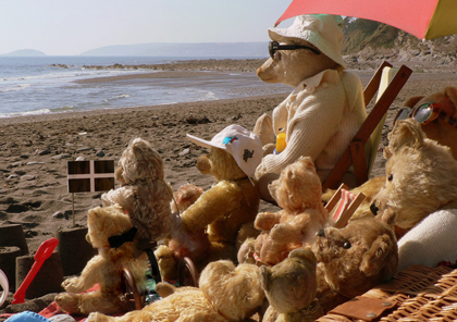Cornwall Summer Bear Fair