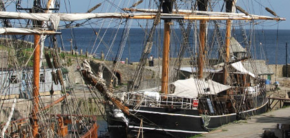 Tall Ships at Charlestown
