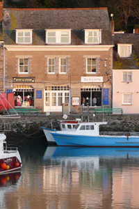 """Early Morning in Padstow Harbour"" Raffo"