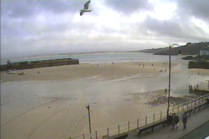 St. Ives Harbour Webcam